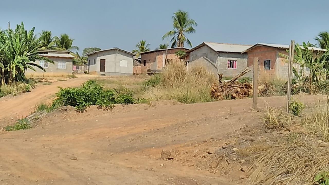 João Carlos intercede por projeto de arruamento em região do Santa Rita