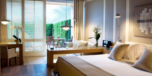 Tranquil bedrooms