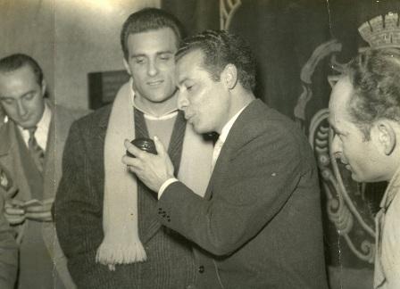 foto 23 Giacomo Rondinella e il sindaco Gino Carollo (gent. conc. centropolis)