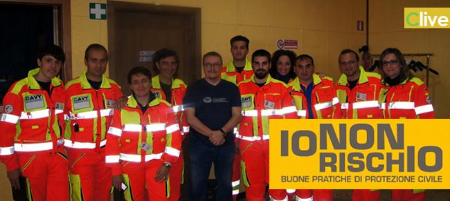"""Il 14 e 15 giugno 2014 a Castelbuono la campagna di prevenzione sulle calamità naturali """"io non rischio"""""""