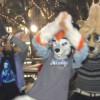 Brian Castellani   Furry Yoga, Downtown Jacksonville Art Walk