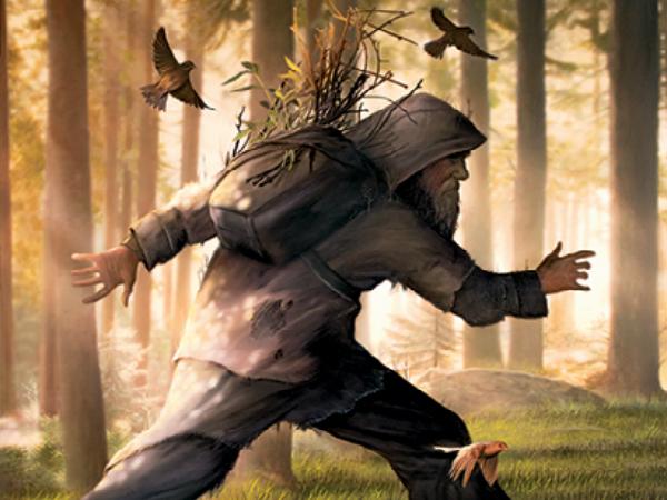 The Last Hermit | Brian Castellani