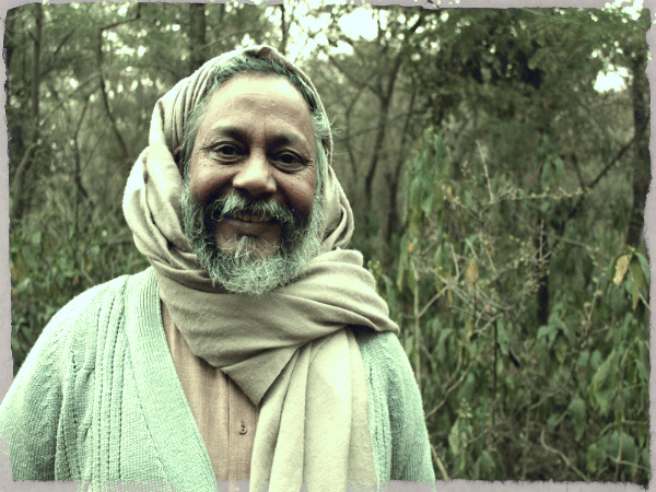 "'Water Man of India' Rajendra Singh ""Nobel Prize for water"""