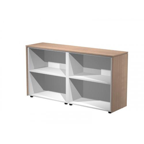 Due mobili bassi a giorno eco 1628x43x814  Castellani Shop