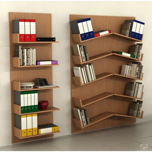 Libreria Per Ufficio Perfect Libreria Alta Moderna Per Ufficio In Legno Sistemi Du Arredo With