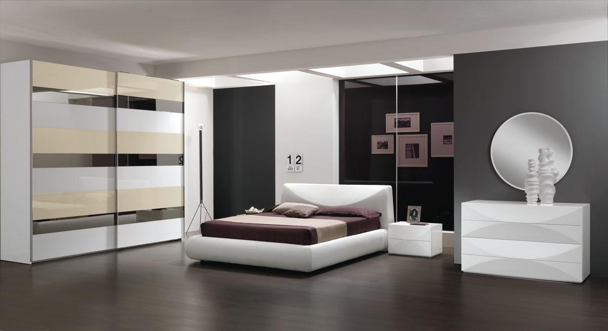 Dormitoare moderne  Castello  Mobila italiana cu stil