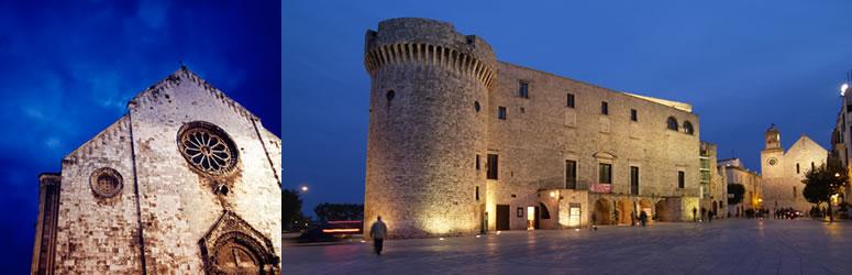 DOVE SIAMO Castello Marchione Conversano Bari Puglia sala ricevimenti a Conversano sala