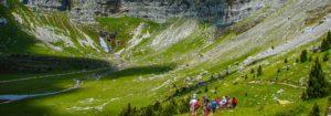 guías de senderismo en Ordesa y Pirineos