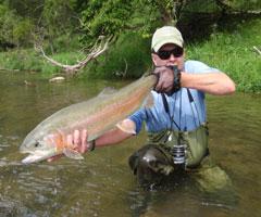 Southwest Virginia Washington Fly Fishing