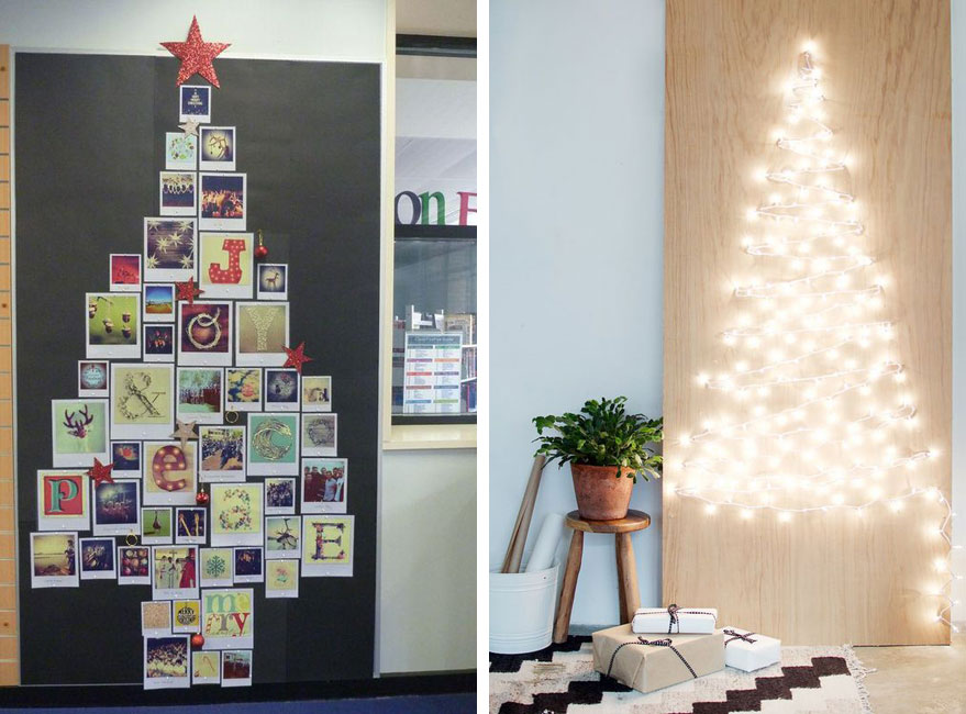 Inspiraci n para decorar la oficina en navidad blog for Adornos de navidad para oficina