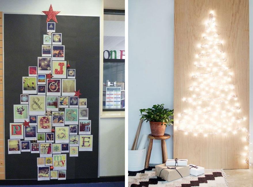 Inspiraci n para decorar la oficina en navidad blog for Adornos navidenos para oficina