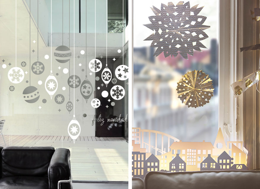 Inspiraci n para decorar la oficina en navidad blog for Decoracion navidena para oficinas