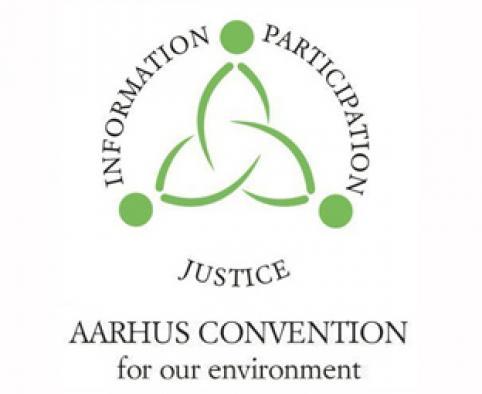 Resultado de imagen de Convenio de Aarhus sobre el acceso a la información, la participación del público en la toma de decisiones y el acceso a la justicia en materia de medio ambiente
