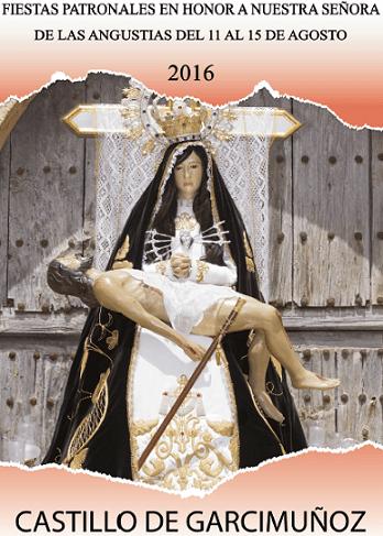 Programa de Fiestas año 2016