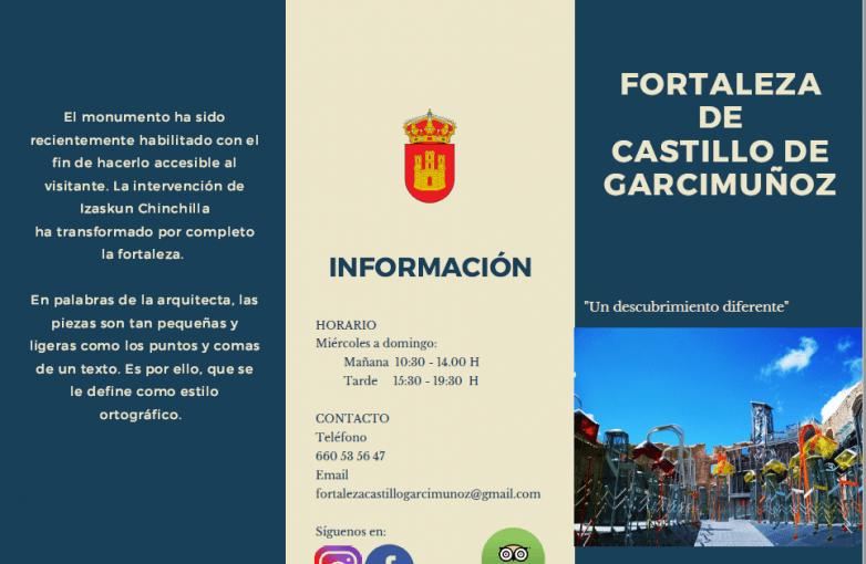 Nuevos folletos Fortaleza