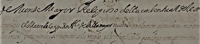 Alonso de Villamayor y Vivero