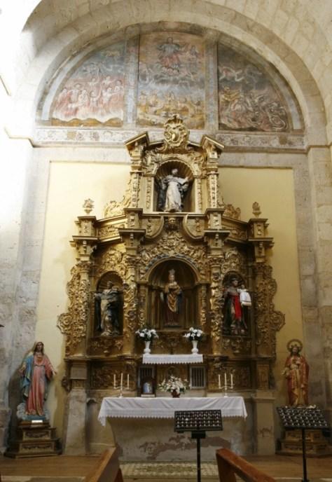Retablo de la Virgen del Consuelo