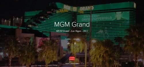 galerie flick mgm grand las vegas