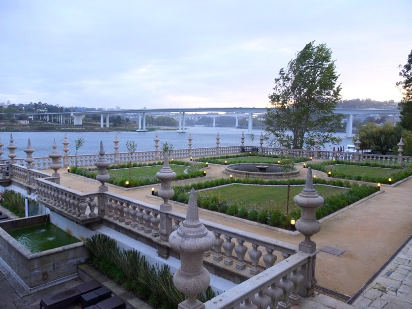 Extérieur Pousada do Porto - Palácio do Freixo