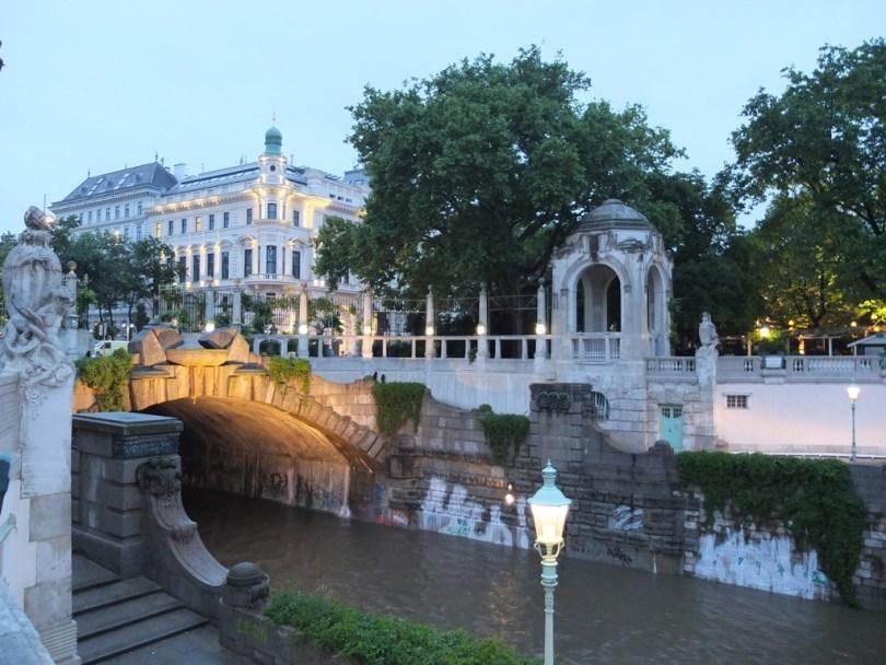promenade à vienne - stadtpark