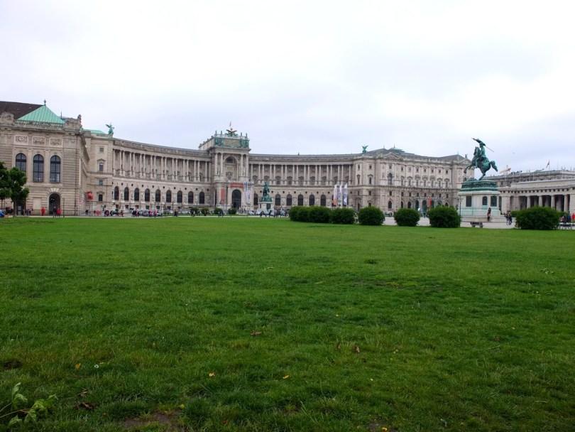 promenade à vienne - hofburg