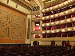 promenade à vienne - opéra