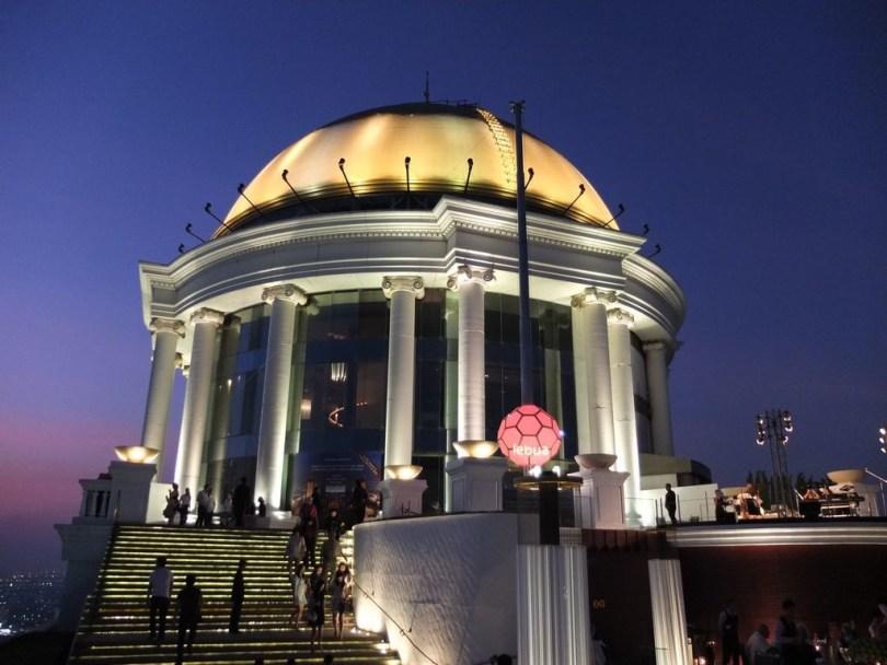 Bangkok sky bar lebua