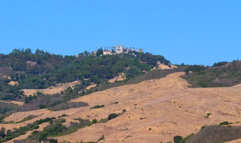 USA Hearst Castle - San Simeon  (Route1)
