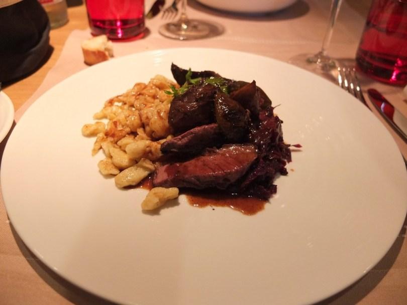 Les Haras Strasbourg - cuisine