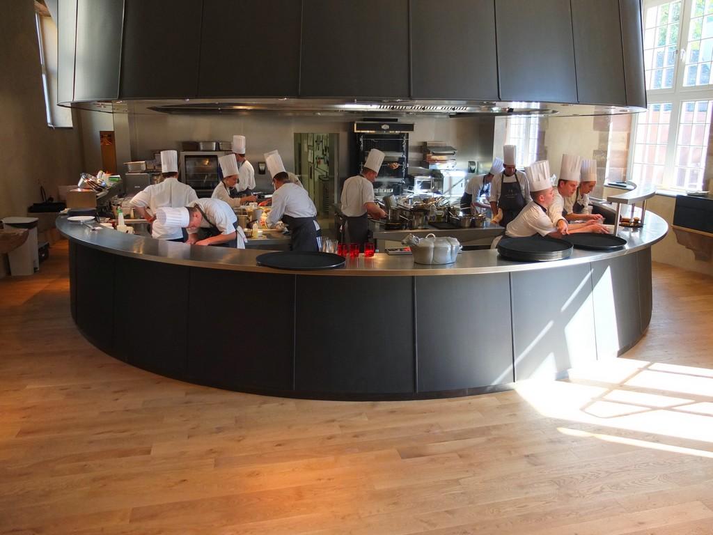 Restaurant les Haras (à Strasbourg) - Casting d\'hotels
