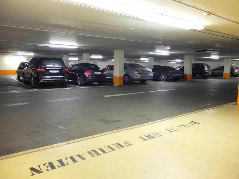 Loewen Schruns - garage