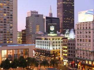 San Francisco au coeur de la ville