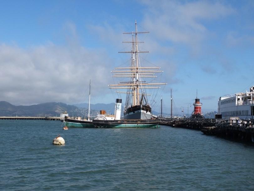 USA San Francisco Pier 39