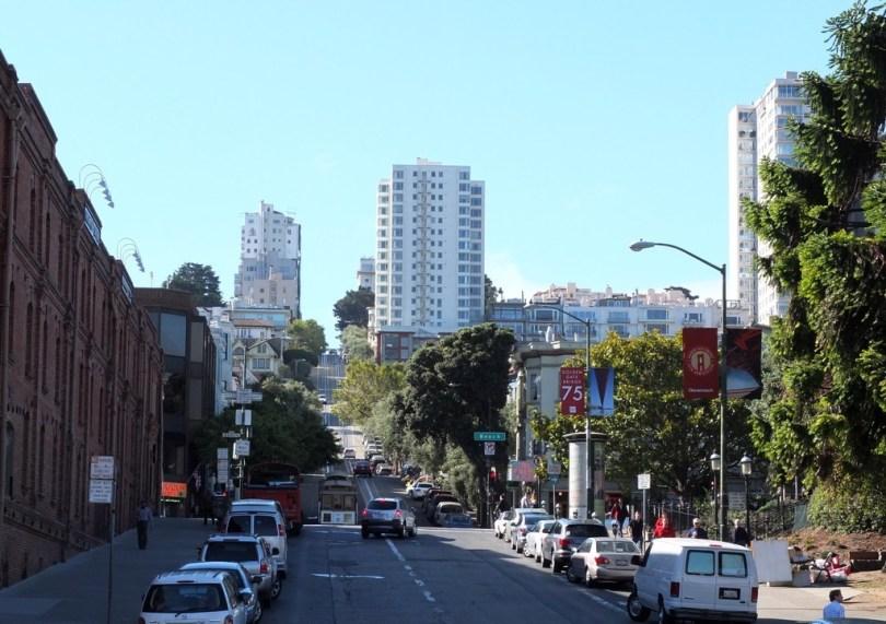 USA San Francisco Cable Car