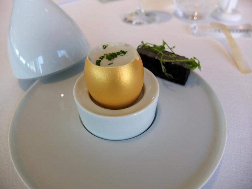 Restaurant Villa Rene Lalique - Eveil du palais