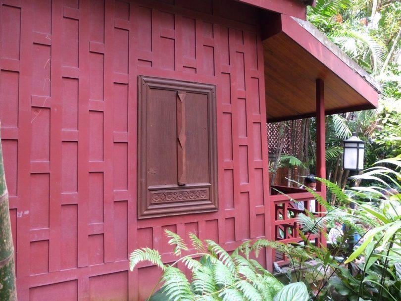 Jim Thompson House - jardin