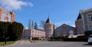 Champagne Pommery Vranken Reims - Extérieur