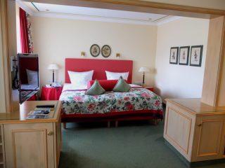 Hotel Bareiss Schwarzwald - chambre