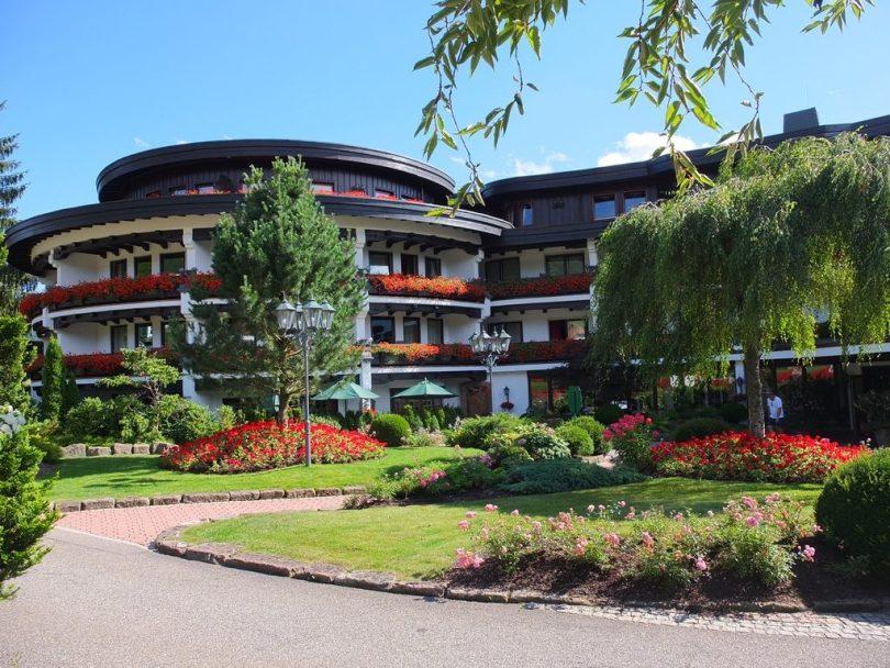 Hotel Bareiss Schwarzwald - extérieur