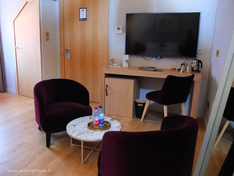 5 Terres Hôtel & Spa à Barr - Chambre