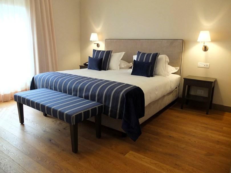hôtel Il Castelfalfi - Toscane - chambre