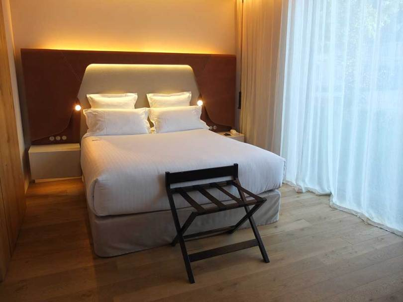 Hotel Les Haras Strasbourg - chambre