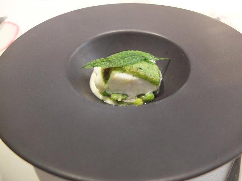 Restaurant Koehler auberge du cheval blanc à Westhalten - poisson