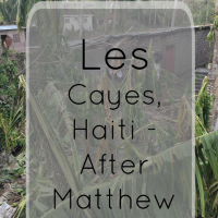 Les Cayes, Haiti - after Matthew