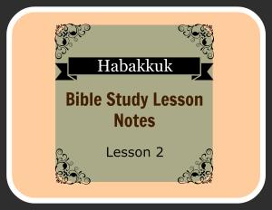 Habakkuk 1:5-12