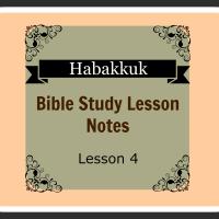 Habakkuk 2:1-2:4