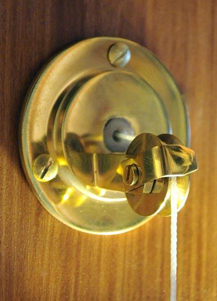 Brass Blanking Butler Bell Pulley Brass Bell Pulls  Brass