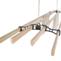 Speed Racks For Kitchen Cabinet On Wheels Pulley Clothes Airers Traditional Ceiling Airer Dryers Drying Maid Sheila