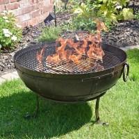 Kadai Fire Bowl | Original Recycled Kadai Firebowl ...