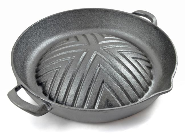 Korean Barbecue Cast Iron Cookware  Cast Iron Skillets